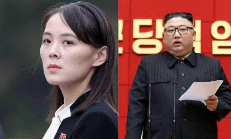 North Korea's Kim Yo-jong says peace will come only if South shows 'respect'