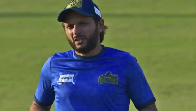 'Educated nations should not follow India': Shahid Afridi makes controversial statement after NZ abandon Pakistan tour