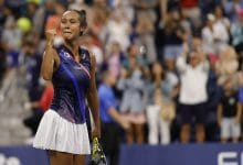 US Open: Fearless Leylah Fernandez knocks out another champion to reach quarter-finals