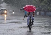 Heavy rain lashes parts of Delhi for second consecutive day, orange alert issued
