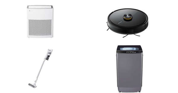 Realme launches air purifier, vacuum cleaners, washing machines in India to take on Xiaomi