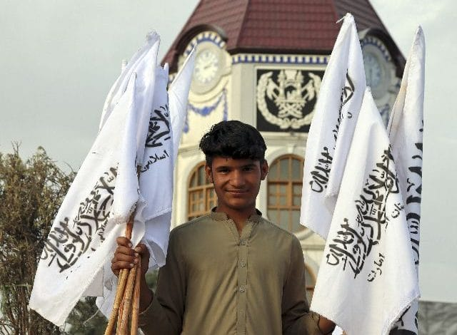 Taliban to decide on new flag, national anthem for Afghanistan