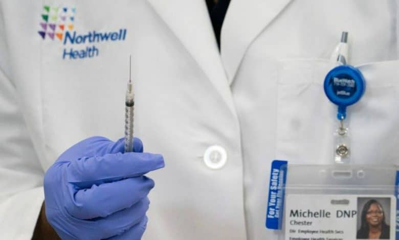New York's largest healthcare provider fires 1,400 unvaccinated workers