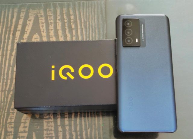 iQOO Z5x teaser image reveals design and specifications, to debut on October 20