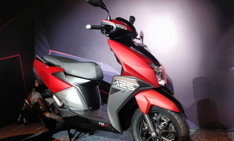 New TVS 125cc scooter to be launched in India this week